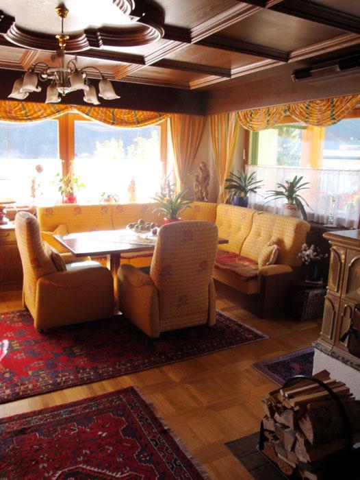 Vacances au ski en tyrol location appartement au tyrol for Appartement design ski